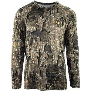 36086983f54d2 Amazon.com : Banded Early Season Shirt, Camo, Medium : Clothing