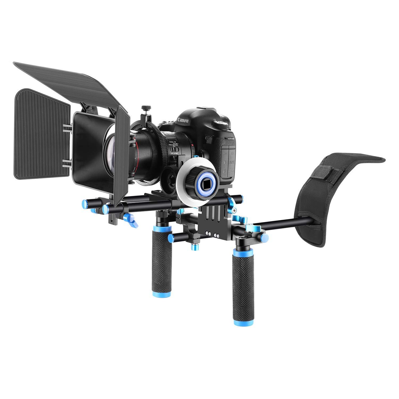 Neewer Film Movie Video Making System Kit For Dslr Cameras.