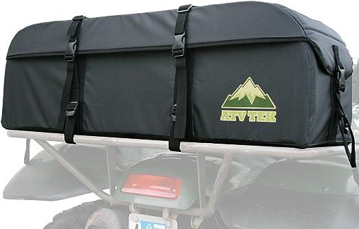 QuadBoss ATV UTV Waterproof Duffle Bag Black Large UTILITY QUAD L WATER PROOF