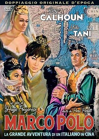 Marco Polo - La Grande Avventura Di Un Italiano In Cina Italia DVD ...
