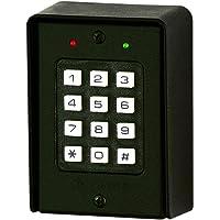 Farfisa FC21E codeslot, opbouwinstallatie, 1 besturingskonaat, 1 W, 12 V, zwart