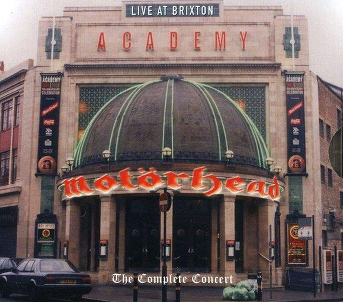 Live At Brixton Academy (this is different than Live at Brixton) by Steamhammer Europe