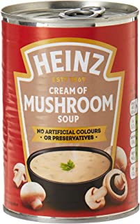 "product image for Heinz ""Classic"" Cream of Mushroom Soup 400g / 14.10oz"