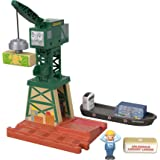 Thomas & Friends Wood, Cranky at The Docks, Multicolor