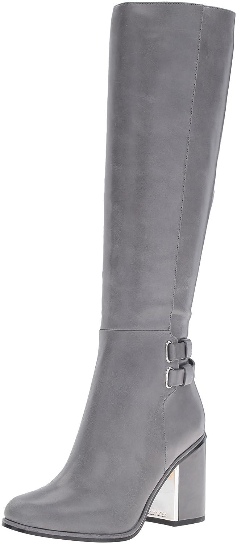 Calvin Klein Women's Camie Engineer Boot B01DXIU4HE 7 B(M) US|Shadow Grey