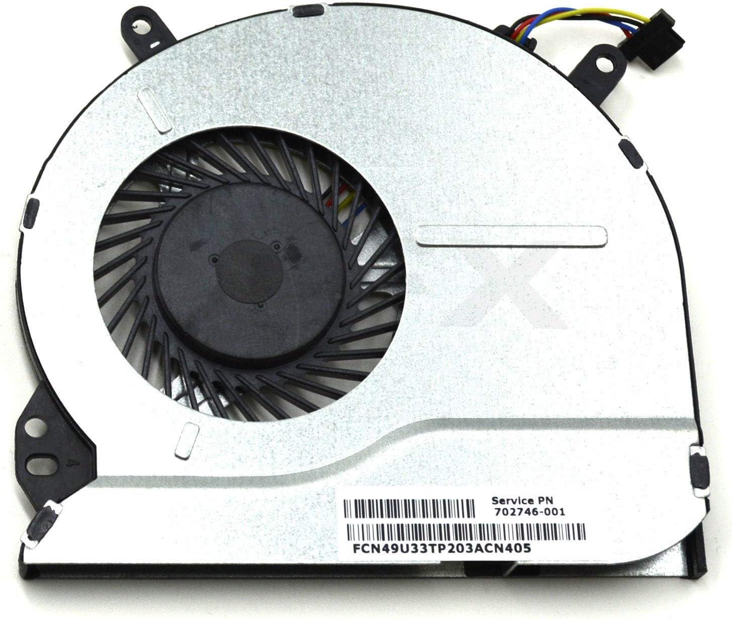 Cooler para HP 697914-001 702745-001 702746-001 702747-001