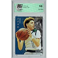 Lamelo Ball 2018 Leaf #PR-48 Only 99 Made 1st Card Ever Rookie Card PGI 10 photo