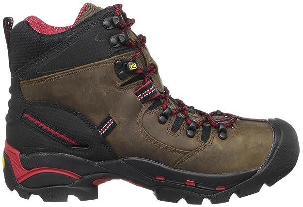 01acdbac7a8 Keen Utility Men's Pittsburgh Steel Toe Work Boot: Amazon.co.uk ...