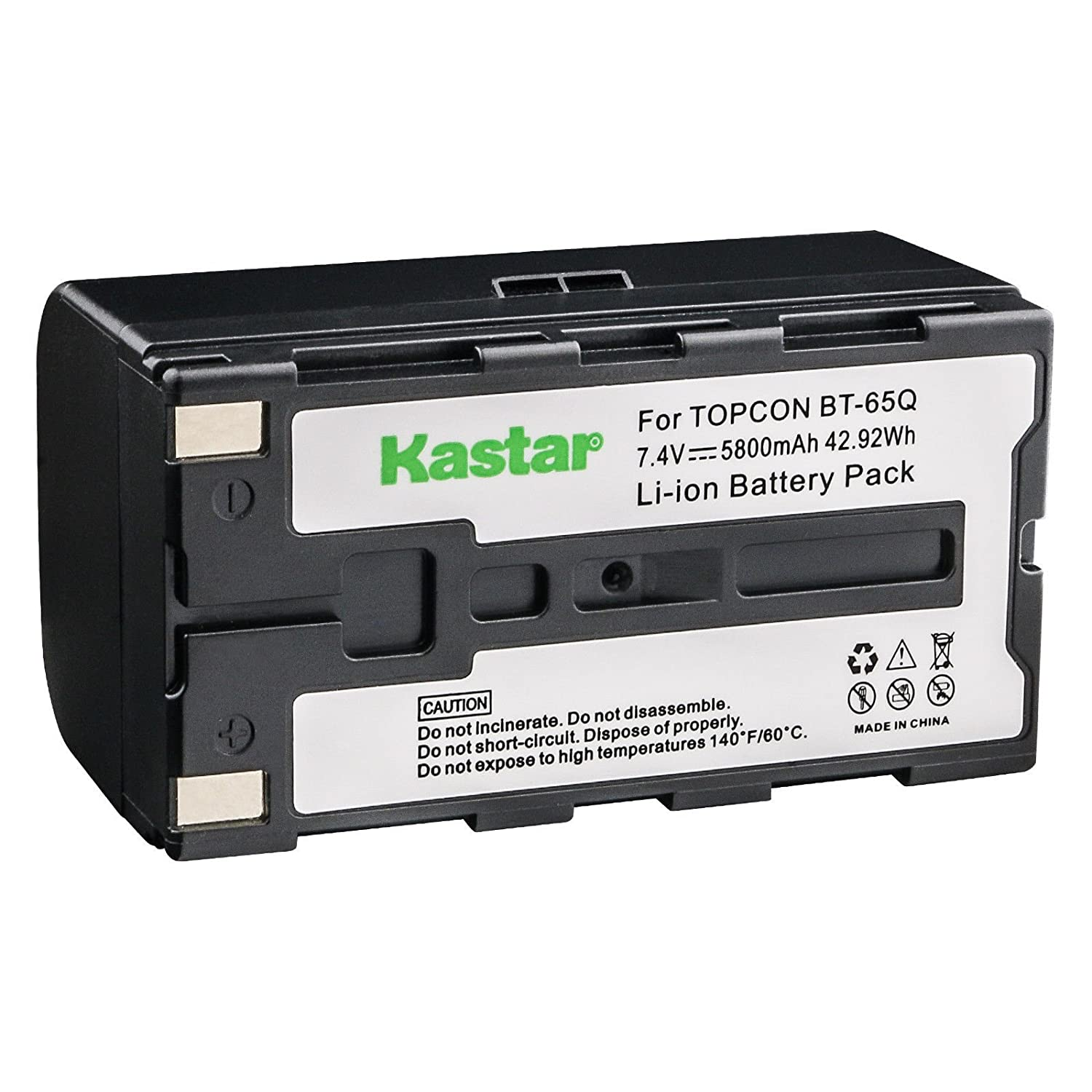 GPT-9000A Replacement Battery for Topcon GTS-900A ROBOTIC GPT 9000 GPT-9000