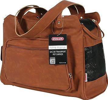 Zolux bolsa de transporte 5th Avenue para perros - Camel ...