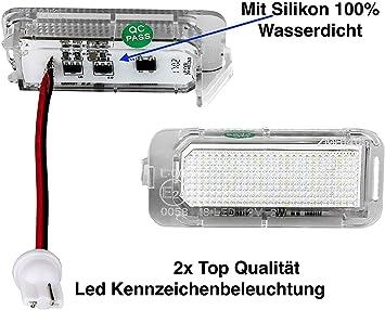 LED Kennzeichenbeleuchtung Nummernschildbeleuchtung 703 3