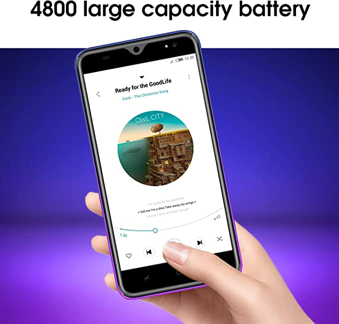Moviles Libres Baratos 4G Android 9.0, P30(2019) 3GB RAM+32GB ROM ...