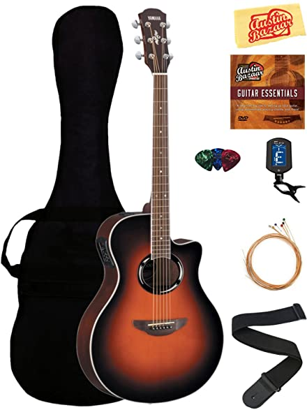 Yamaha APX500 Thinline Cutaway Acoustic Electric Guitar