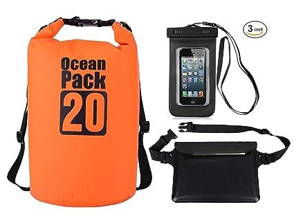 Amazon.com: 2L/5L/10L/15L/20L/30L en seco bolsa saco ...