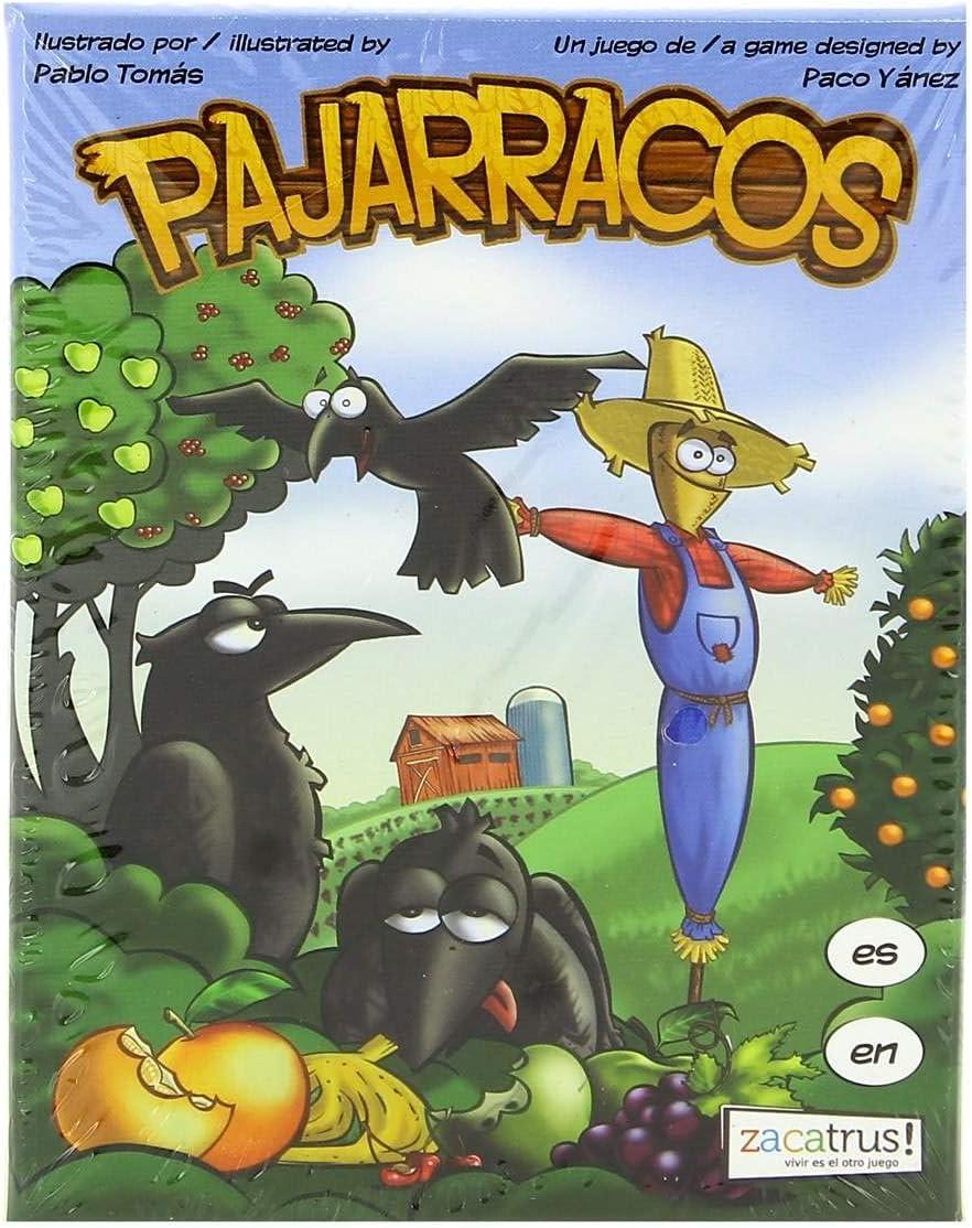 Zacatrus!- Pajarracos Juego de Mesa, (ZAC027): Amazon.es: Juguetes ...