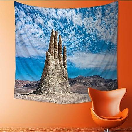 Polyester Tapestry Multi Purpose Monument Sculpture Famous Landmark