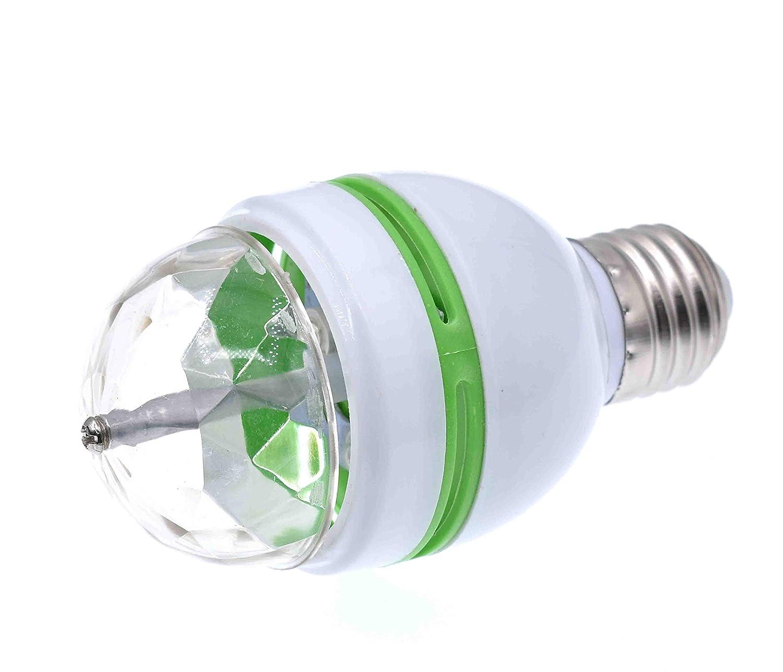 Lamp 110V AC RGB 265V 85 3W Colorful E27 LED Bulbs Magic b7Y6yfg