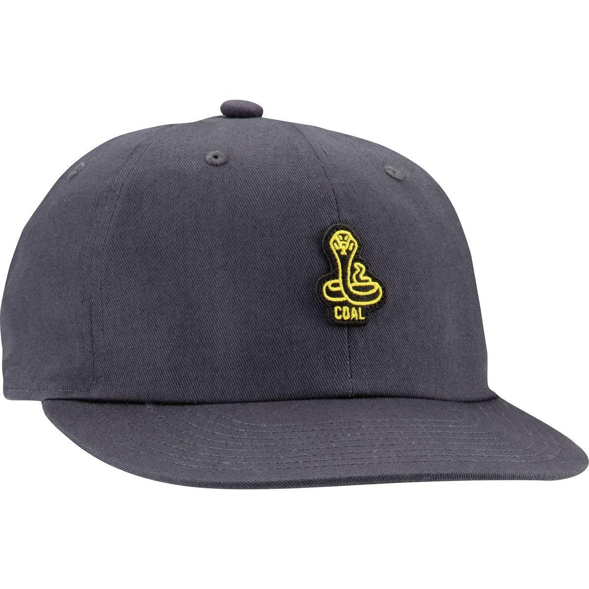 480834eb52c98c Amazon.com: Coal Men's The Junior Structureless Hat Adjustable Snapback  Cap, Charcoal, One Size: Clothing