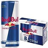 Red Bull Energy Drink, 250 ml (8 pack)