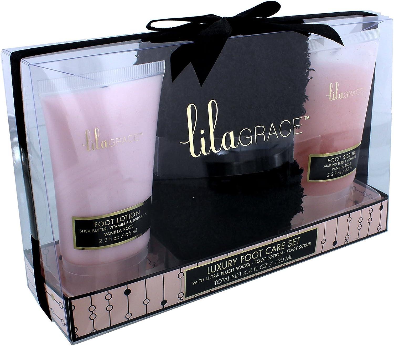 Lila Grace Hand Cream Set of Four