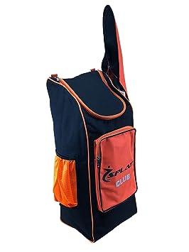 07d8344e754534 Splay Club Cricket Kit Bag - Orange: Amazon.co.uk: Sports & Outdoors