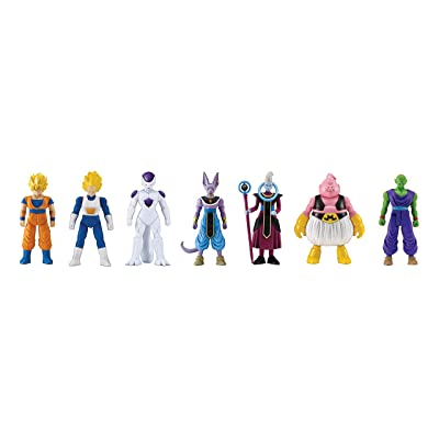 """Dragon Ball Super Spin Battlers (Single Figure), 2.5"""": Toys & Games"""