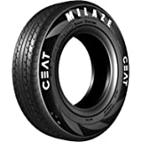 Ceat 101434 Milaze TL 145/80 R12  74T Tubeless Car Tyre