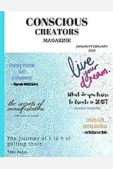 Conscious Creators Magazine: Live Your Dream Kindle Edition