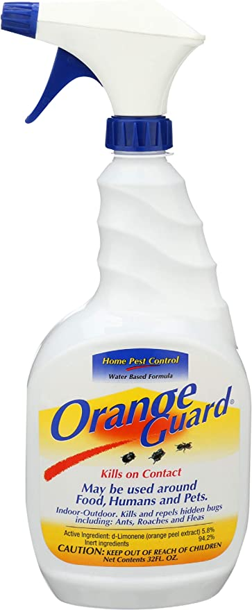 Home Pest Control Orange Guard 32 Fl Oz Amazon Co Uk Health Personal Care