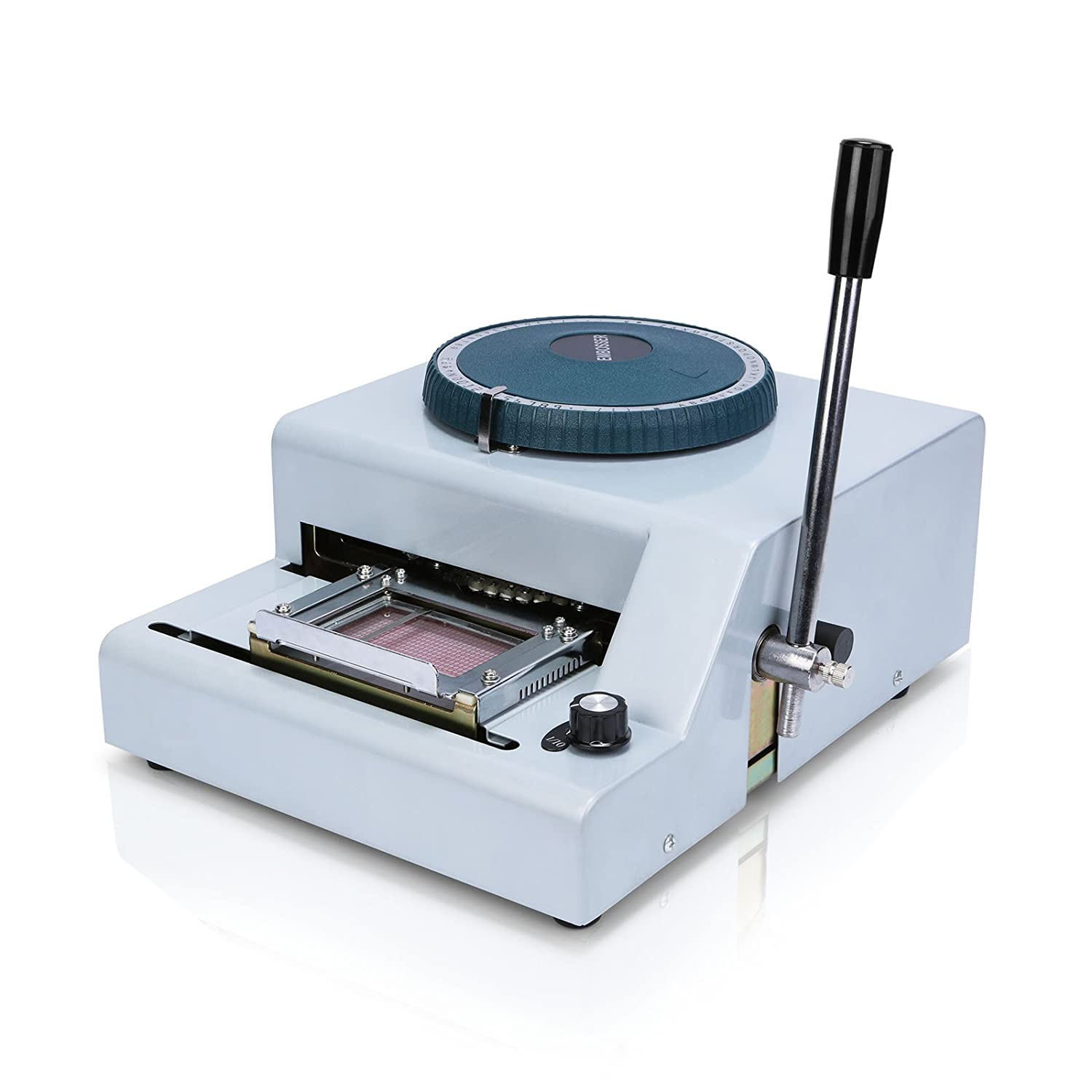 Amazon.com: CNCShop Card Embosser Embossing Machine, Manual for ...