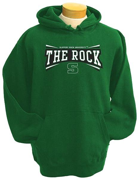 more photos 2486b 050ea Amazon.com   NCAA Slippery Rock Men s Condor Hooded Sweatshirt   Sports Fan  Sweatshirts   Clothing