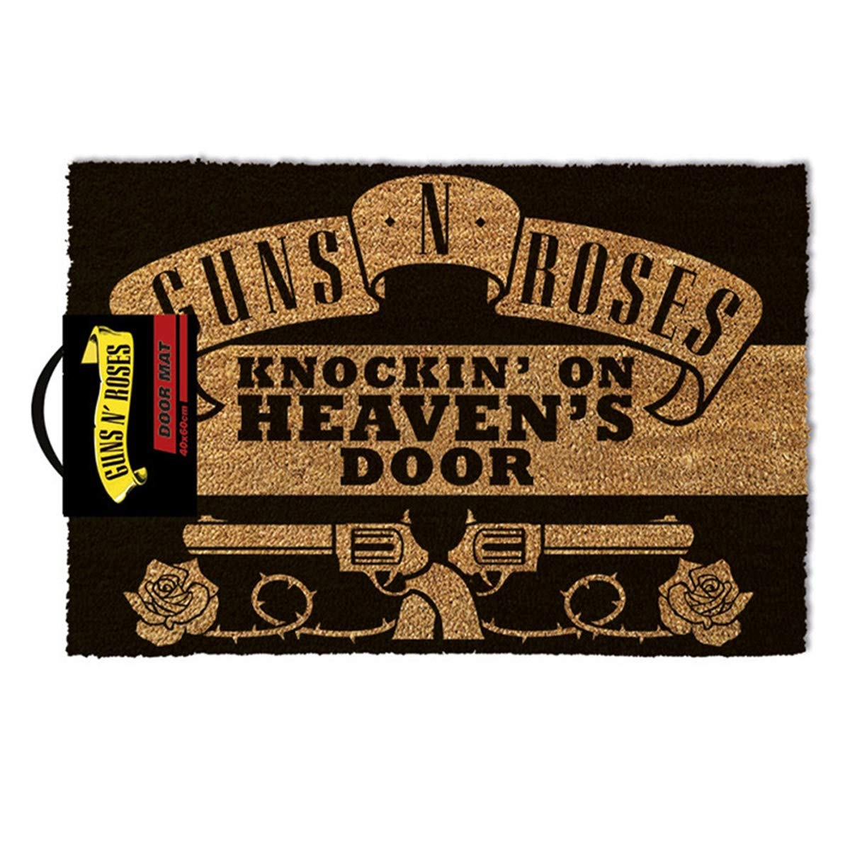 Guns N' Roses Official Knockin' On Heaven's Door Door Mat