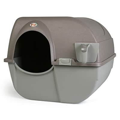 Omega Paw Large Roll 'n Clean Self Cleaning Litter Box