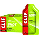 CLIF Shot Energy Gel Citrus (25mg Caffeine) 24x34g