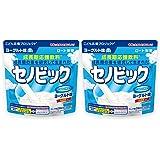 【まとめ買い】 セノビック 成長期応援飲料 ヨーグルト味 224g×2個(約1ヶ月分) ロート製薬公式