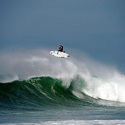 Tabla de surf al Merrick (Islas del canal sintética poliéster nuevo Flyer 5.8: Amazon.es: Deportes y aire libre
