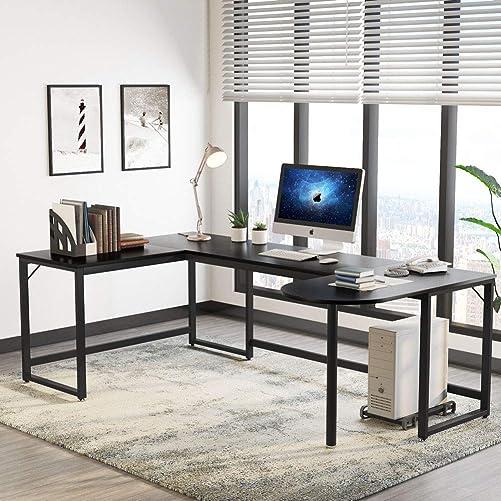 Tribesigns U Shaped Desk