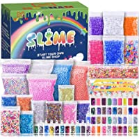Slime Supplies Kit Stuff Charm Include Foam Balls Fishbowl Beads