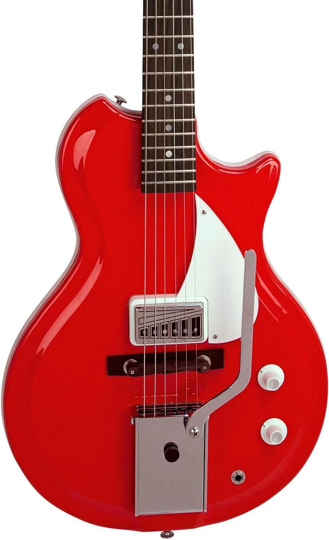 Supro Americana Series Belmont Vibrato - Poppy Red 1572VPR-U