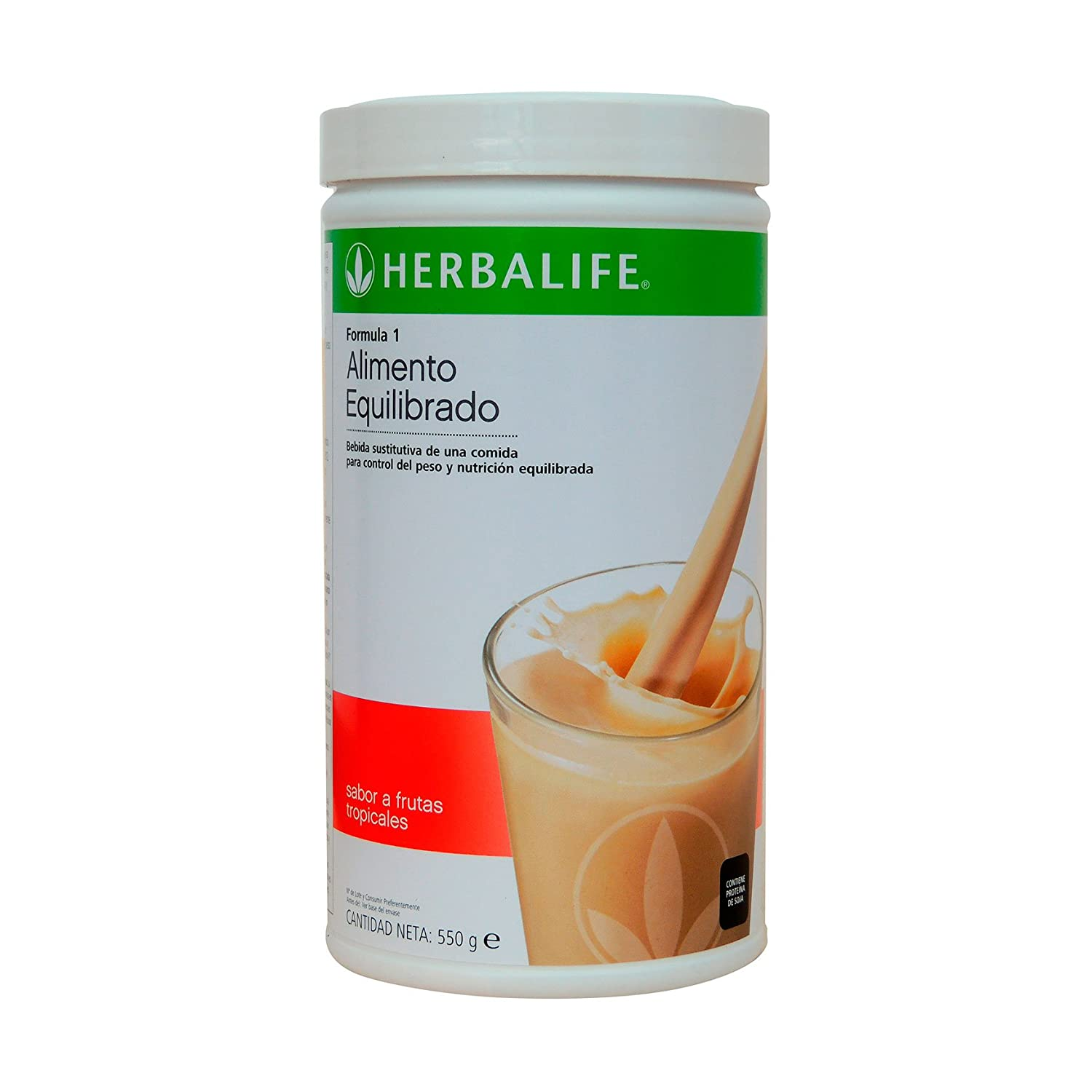 Herbalife Formula 1 (Tropical): Amazon.es: Deportes y aire libre