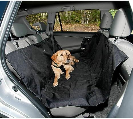 Waterproof Car SUV Van Rear Back Seat Pet Dog Cover Protector Blanket Padding US