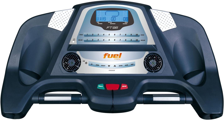Fuel Fitness Combustible FT96 Plegable Cinta de Correr motorizada ...