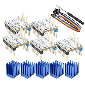 Controladores de impresora 3D FYSETC TMC2209 Ultra Silent Stepper ...