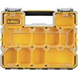 DEWALT Organizer Box With Dividers, Metal Latch, 10-Compartment (DWST14825)