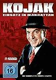 Kojak - Einsatz in Manhattan: Die komplette vierte Staffel [5 DVDs]