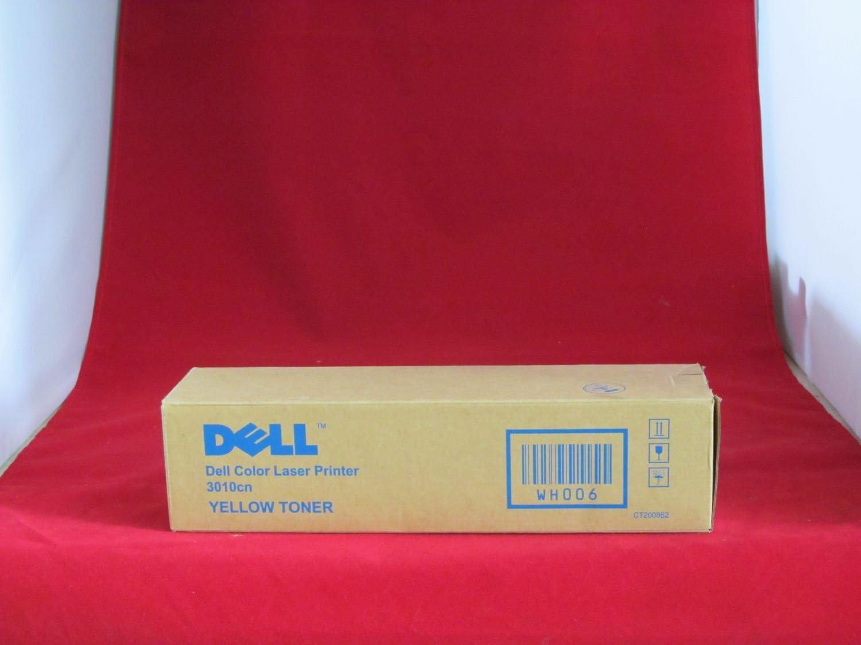 Dell 3010CN Yellow Toner (2000 Yield) (Orginal OEM# 341-3569) - Geniune Orginal OEM Toner