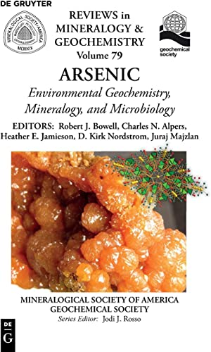 Arsenic: Environmental Geochemistry, Mineralogy, and Microbiology
