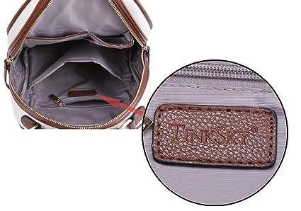 Amazon.com: Tinksky® New Vintage Retro Mori Girl Backpack Shoulder Bag Leisure Travel Bag (Ivory): Garden & Outdoor
