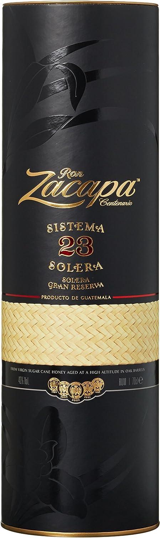 Zacapa 23 Centenario Ron - 700 ml: Amazon.es: Alimentación y ...