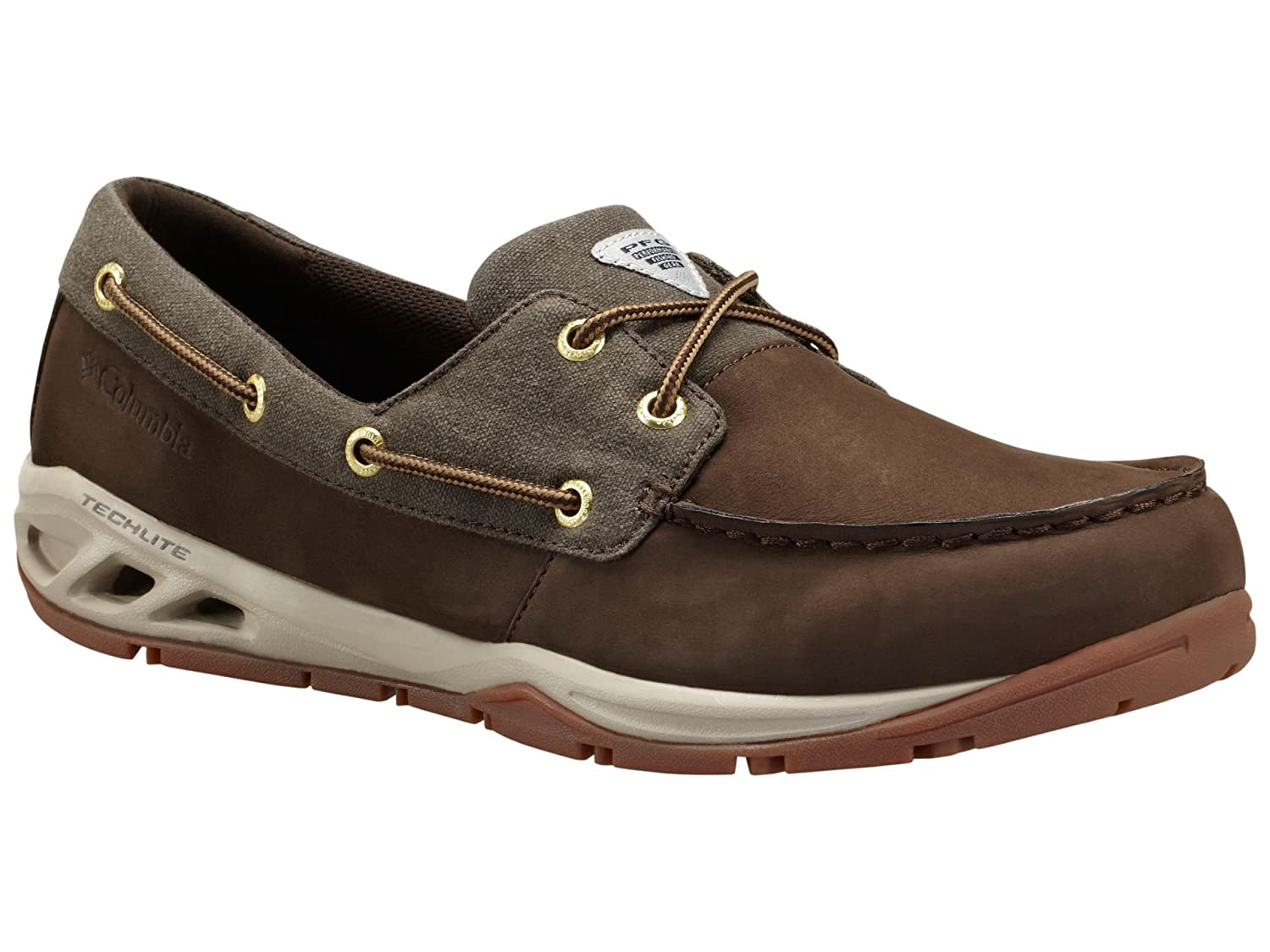Columbia Boatdrainer Fly PFG, Mocasines para Hombre: Amazon.es: Zapatos y complementos